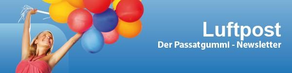 Passatgummi Luftballons